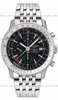 Replica Breitling Navitimer World Mens Wristwatch A2432212.B726-SS