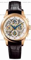 Replica Perrelet Chronograph Skeleton GMT Mens Wristwatch A3007.8