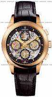 Replica Perrelet Chronograph Skeleton GMT Mens Wristwatch A3007.9