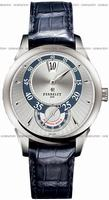 Replica Perrelet Classic Jumping Hour Mens Wristwatch A3012.1