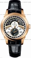 Replica Perrelet Regulator Retrograde Mens Wristwatch A3014.2