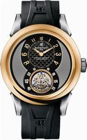 Replica Perrelet Flying Tourbillon Mens Wristwatch A3021-1