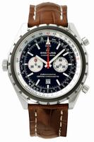 Replica Breitling ChronoMatic Mens Wristwatch A4136012.B765-739P