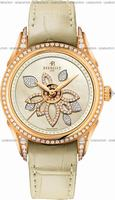 Replica Perrelet Diamond Flower Ladies Wristwatch A7001.1