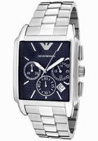 Replica Emporio Armani Classic Mens Wristwatch AR0480