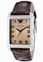 Replica Emporio Armani Classic Mens Wristwatch AR0489