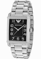 Replica Emporio Armani Classic Mens Wristwatch AR0493