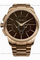 Replica Azzaro Legend Chronograph Mens Wristwatch AZ2060.53HM.000