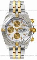 Replica Breitling Chronomat Evolution Mens Wristwatch B1335611-G570-372D