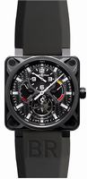 Replica Bell & Ross Tourbillon Mens Wristwatch BR01Tourbillon
