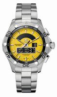Replica Tag Heuer Aquaracer Chronotimer Mens Wristwatch CAF1011.BA0821