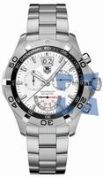 Replica Tag Heuer Aquaracer Chronograph Grand-Date Mens Wristwatch CAF101B.BA0821