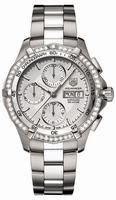 Replica Tag Heuer Aquaracer Automatic Diamonds Mens Wristwatch CAF2015.BA0815