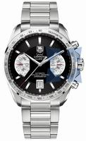Replica Tag Heuer Grand Carrera Chronograph Calibre 17 RS Mens Wristwatch CAV511A.BA0902