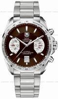 Replica Tag Heuer Grand Carrera Chronograph Calibre 17 RS Mens Wristwatch CAV511E.BA0902