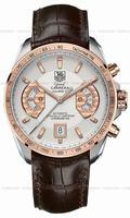 Replica Tag Heuer Grand Carrera Chronograph Calibre 17 RS Mens Wristwatch CAV515B.FC6231