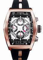 Replica Cvstos Challenge Chronograph Mens Wristwatch CC.RWR
