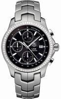 Replica Tag Heuer Link Automatic Chronograph Mens Wristwatch CJF2117.BA0594