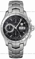 Replica Tag Heuer Link Automatic Chronograph Day-Date Mens Wristwatch CJF211A.BA0594