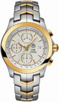 Replica Tag Heuer Link Automatic Chronograph Mens Wristwatch CJF2150.BB0595