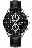 Replica Tag Heuer Carrera Automatic Chronograph Mens Wristwatch CV2010.FC6205