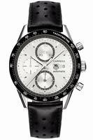 Replica Tag Heuer Carrera Automatic Chronograph Mens Wristwatch CV2011.FC6205