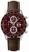 Replica Tag Heuer Carrera Automatic Chronograph Mens Wristwatch CV2013.FC6234