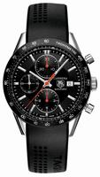 Replica Tag Heuer Carrera Automatic Chronograph Mens Wristwatch CV2014.FT6007