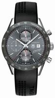 Replica Tag Heuer Carrera Automatic Chronograph Mens Wristwatch CV201C.FT6007