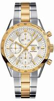 Replica Tag Heuer Carrera Automatic Chronograph Mens Wristwatch CV2050.BD0789