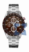 Replica Tag Heuer Carrera Automatic Chronograph Mens Wristwatch CV2A12.BA0796