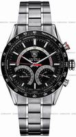 Replica Tag Heuer Carrera Calibre S Electro-Mechanical Lap timer Mens Wristwatch CV7A10.BA0795