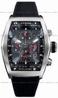 Replica Cvstos Challenge Chronograph Mens Wristwatch CVCRTNSTGR