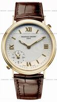 Replica Frederique Constant Dual Time Mens Wristwatch FC-205HS35