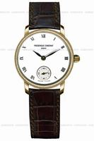 Replica Frederique Constant Classics Quartz Small Second Ladies Wristwatch FC-235E65