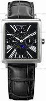 Replica Frederique Constant Carree Moonphase Mens Wristwatch FC-265B3C6