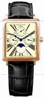 Replica Frederique Constant Carree Moonphase Mens Wristwatch FC-265EM3C4