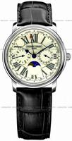 Replica Frederique Constant Business Timer Mens Wristwatch FC-270EG3P6
