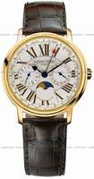 Replica Frederique Constant Business Timer Mens Wristwatch FC-270EM3P5