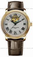 Replica Frederique Constant Persuasion Heart Beat Mens Wristwatch FC-310M4P5