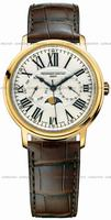 Replica Frederique Constant Moonphase Mens Wristwatch FC-360M4P5