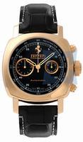 Replica Panerai Ferrari Granturismo Chronograph Mens Wristwatch FER00006