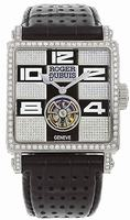 Replica Roger Dubuis Golden Square Tourbillon Mens Wristwatch G37090-SDCDGCN9.61