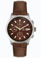 Replica JACQUES LEMANS Geneve Mens Wristwatch GU148GABT02M
