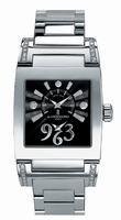 Replica DeGrisogono Instrumentino Steel Ladies Wristwatch INSTRUMENTINOACNO4B