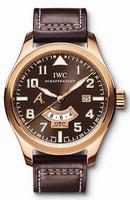 Replica IWC Pilots Watch UTC Antoine de Saint Exupery Mens Wristwatch IW326103