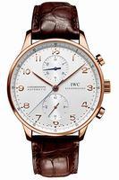 Replica IWC Portuguese Chrono-Automatic Mens Wristwatch IW371402