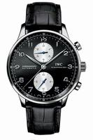 Replica IWC Portuguese Chrono-Automatic Mens Wristwatch IW371404