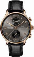 Replica IWC Portuguese Chrono-Automatic Mens Wristwatch IW371482