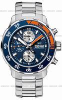 Replica IWC Aquatimer Chronograph Mens Wristwatch IW376703